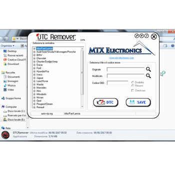 MTX DTC Remover 1 8 5 0 with keygen / DPF EGR Remover 3 0 Lambda