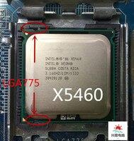 Intel sockel 775 Xeon X5460 x5460 Quad-Core 3,16 GHz 12MB 1333MHz arbeitet auf LGA 775 mainboard