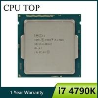 Intel Core i7 4790K 4,0 GHz Quad-Core 8MB Cache Mit HD Grafik 4600 TDP 88W desktop LGA 1150 CPU Prozessor