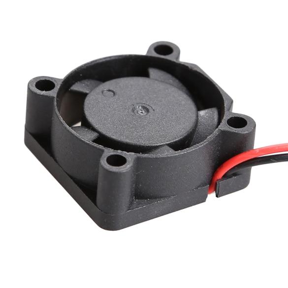 25*10mm 2510S 5V Cooler Brushless DC Fan Mini Cooling Radiator EM88