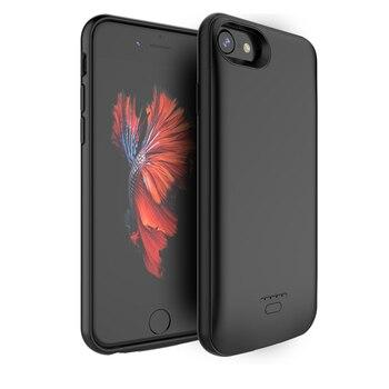 25b081a0495 Funda cargador de batería 4000 mAh para iPhone 6/6 s/7/8—CASEWIN