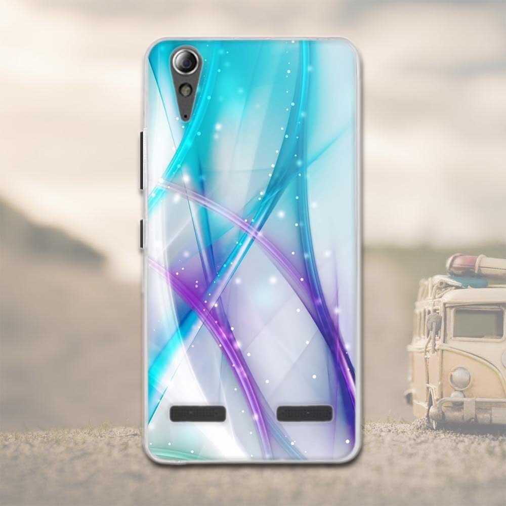 """Miękka tpu phone case dla lenovo a6010 plus & a6000 & dla lenovo lemon k3 k30-t skóry pokrywa 5 """"k 3 a 6000 6010 case dla lenovo 4"""