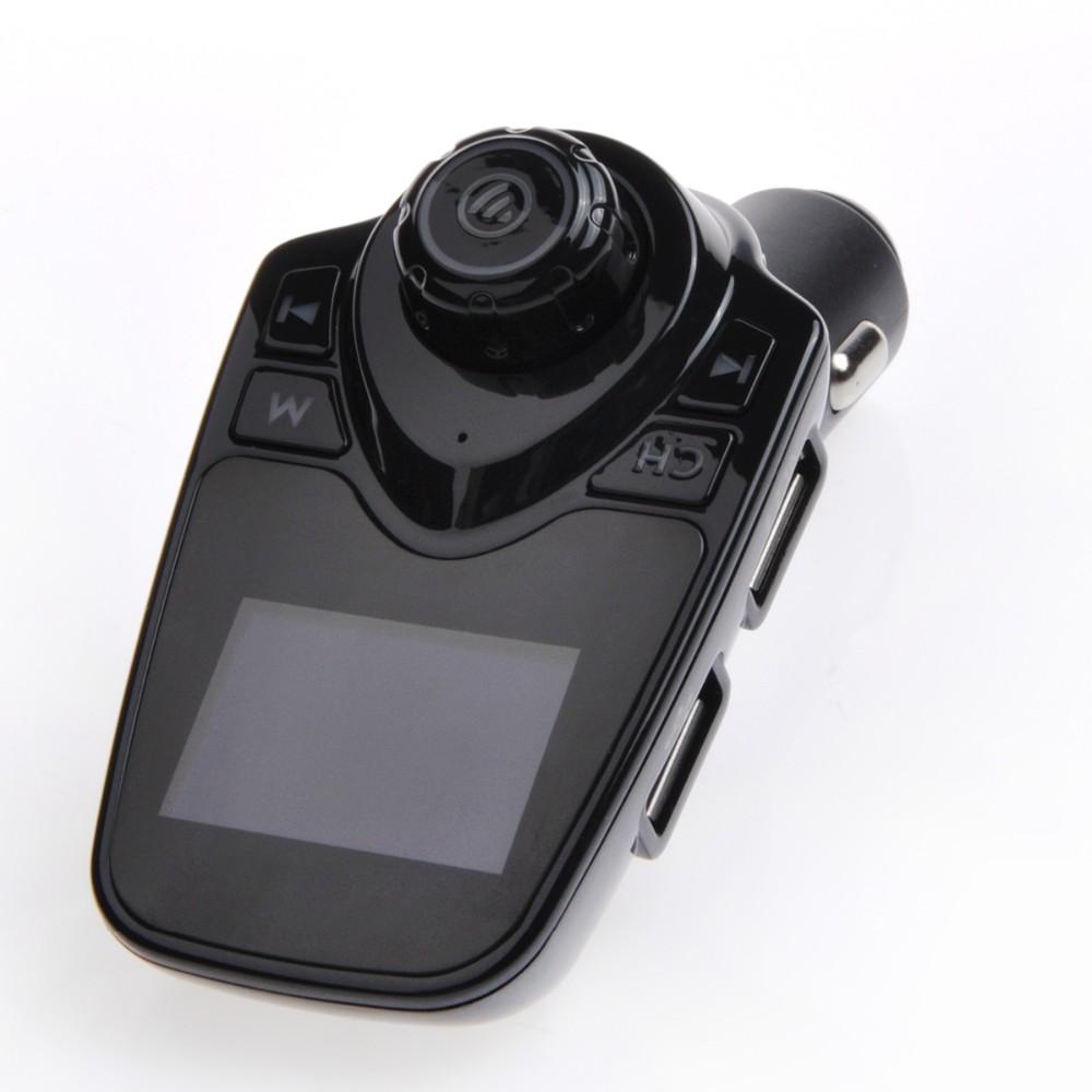 Samochodowy Odtwarzacz Mp3 Bezprzewodowy Nadajnik FM Modulator Fm Bluetooth Zestaw Głośnomówiący Zestaw samochodowy A2DP 5 V 2.1A Ładowarka USB dla iPhone Samsung T11 7