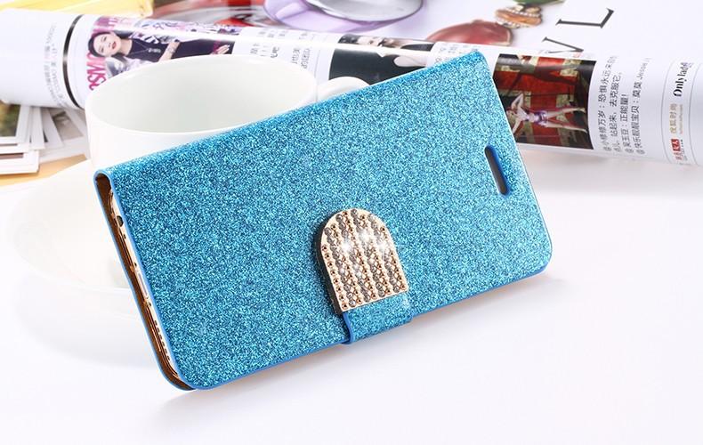 Kisscase dla iphone 5s case glitter bling skórzane etui dla iphone 5 5s se 6 6 s 7 plus stań portfel pokrywa dla iphone 7 7 plus SE 16