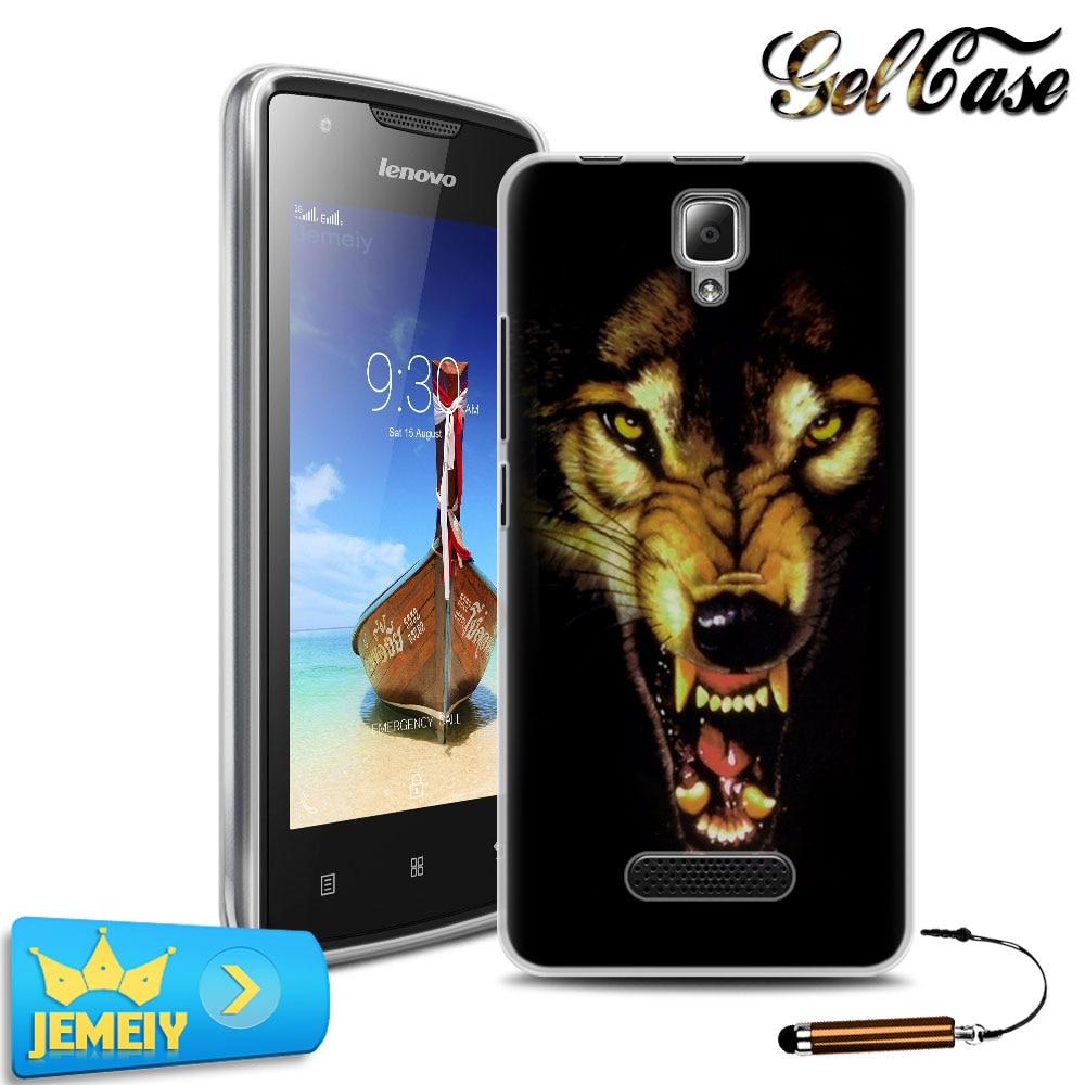 Colorfull miękki gel case pokrywa dla lenovo a1000 a5000 a2010 s60 s90 p1 p70 k3 k4 uwaga/vibe s1 p1m x3 lite moblie telefon hartowane 7