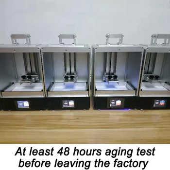 T200 LCD 3D Printer 215*135*200mm print volume high Precision SLA/DLP