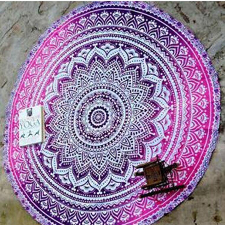 Letnia szyfonowa wall hanging tapestry koc ręcznik plażowy duży mediter flora miękkie narzuta yoga mat obrus home decor 6