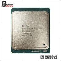 Intel Xeon E5-2650v2 E5 2650v2 E5 2650 v2 2,6 GHz Acht-Core Sechzehn-Gewinde CPU Prozessor 20M 95W LGA 2011