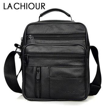 dea5e58d3 Brand Men Bag 2018 Fashion Mens Shoulder Bags High Quality Leather—Free  Shipping