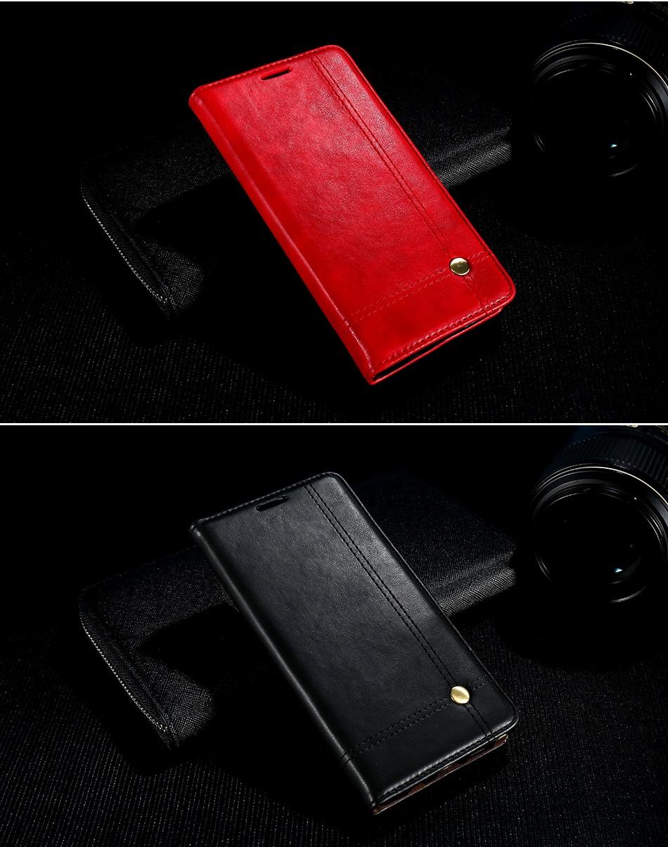 Deluxe floveme szlachetni mężczyźni skóra case dla iphone 6 plus 6s portfel pokrywa luksusowa brązowy odwróć kabura dla iphone 7 plus torby 12
