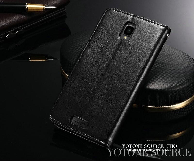 Retro PU Skórzane Etui do Lenovo S660 Telefon Portfel Nóżka Przerzuć Pokrywa Dla Lenovo S660 Przypadkach z gniazda na Kartę 7