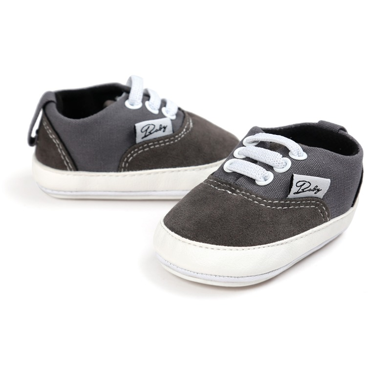 Wiosna Jesień Dziecko Noworodka Dziewczynka Chłopiec Miękkie Podeszwy antypoślizgowe Maluch Prewalker Niemowląt Sneaker Buty Na Co Dzień 21