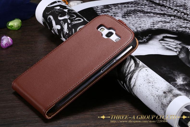 Kisscase dla samsung galaxy s3 s4 biznes skórzana phone case do samsung galaxy s3 i9300 s4 magnetyczny pionie klapka torby 3