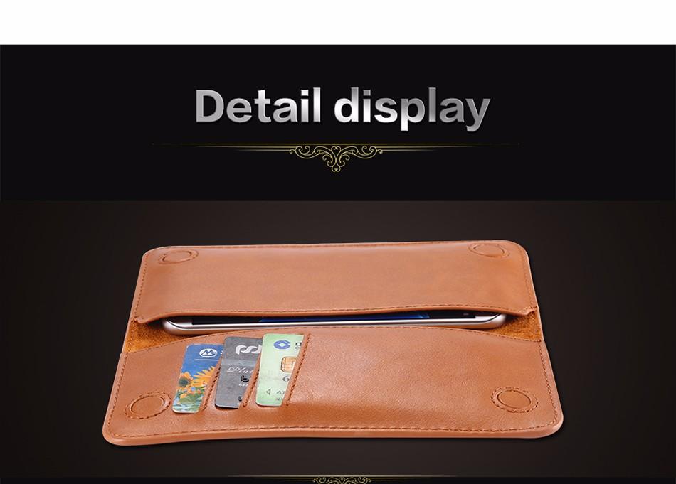 Floveme luksusowe retro skórzany portfel torby phone case do samsung s7 s6 s5 dla iphone 7 6 6 s plus se 5S 5 miękka pokrywa torebka marki 10