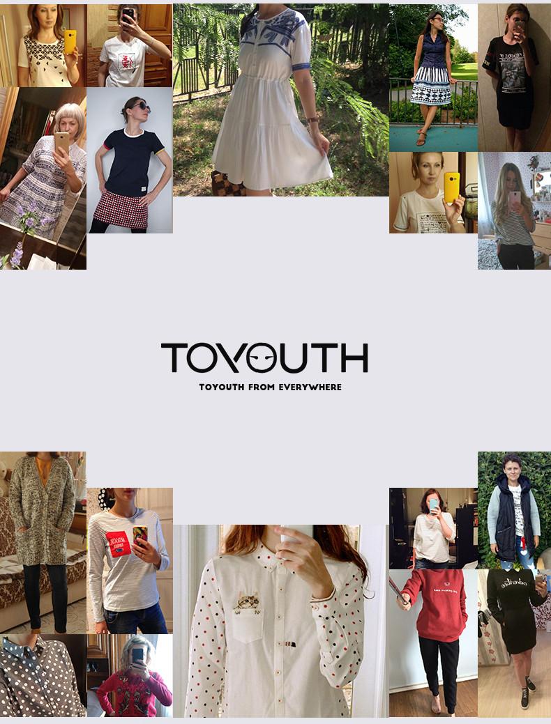 Toyouth kobiet jeden przycisk marynarka krótki projekt bawełny z długim rękawem szczupła marynarka kolor bloku patchwork kobiety blazers 15