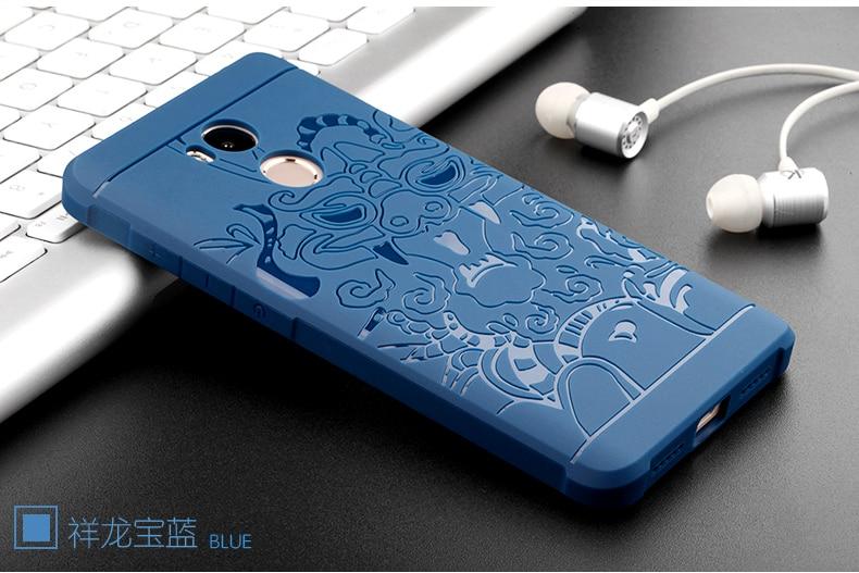Luksusowe phone case dla xiaomi redmi 4 4pro wysokiej jakości miękkiego silikonu ochronne powrotem objąć przypadki dla xiaomi redmi4 pro shell 18