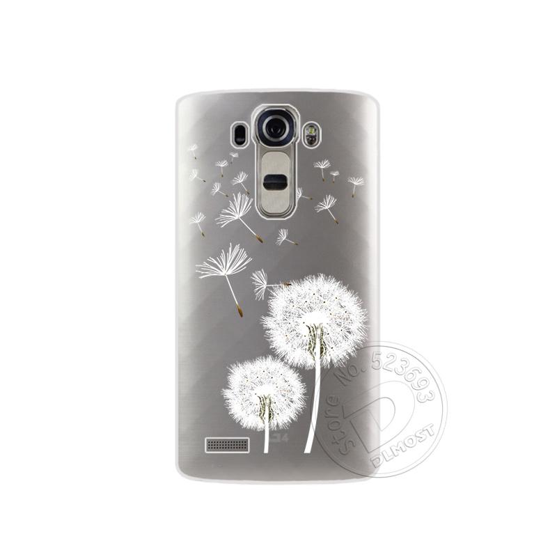 """Tpu pokrowce na lg g4 h815 h818 5.5 """"przezroczysty drukowanie rysunek silikonowe etui na telefony pokrywa dla lg g4 moda phone case 11"""