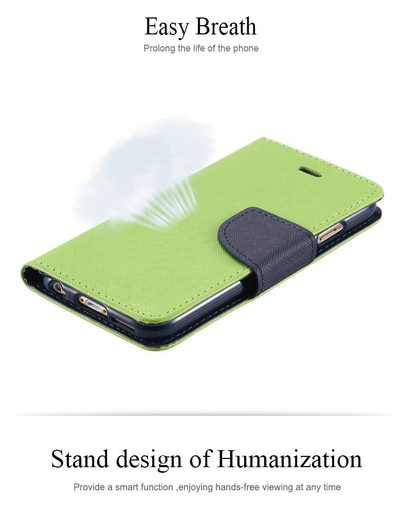 Kisscase dla iphone 5s se telefon case luksusowe kolor skórzane etui z klapką case dla apple iphone 5 5s 5g slot kart pokrywa torba dla iphone SE 4
