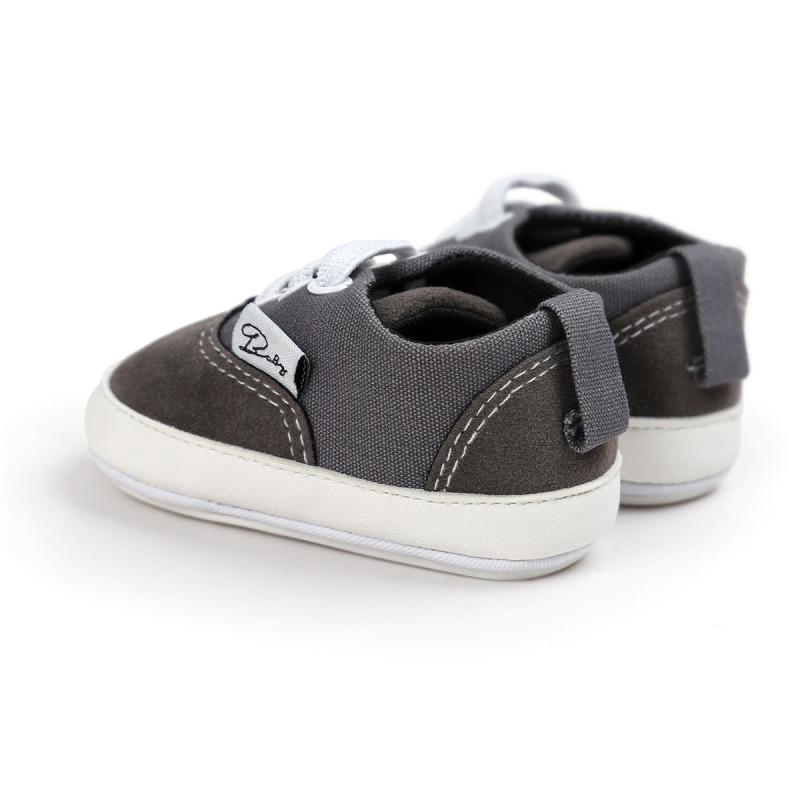 Wiosna Jesień Dziecko Noworodka Dziewczynka Chłopiec Miękkie Podeszwy antypoślizgowe Maluch Prewalker Niemowląt Sneaker Buty Na Co Dzień 22