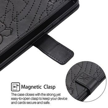 Elephant Wallet Flip Case For LG Aristo 2 Plus Stylo 4 Q Stylus