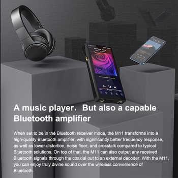 FiiO M11 HIFI Audio Android-based Bluetooth Lossless Portable Music