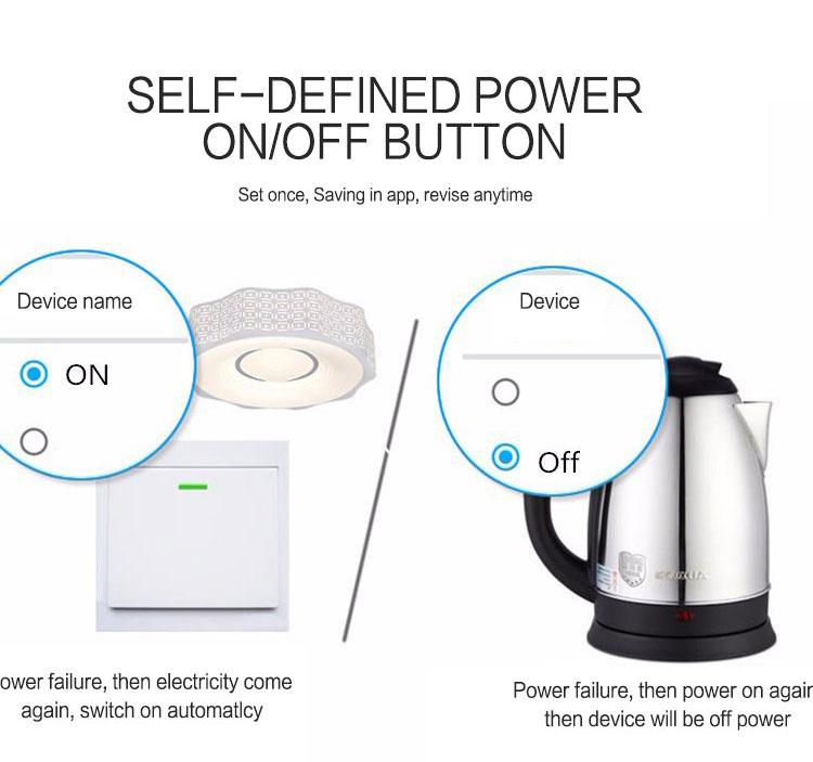 Sonoff Moduł Automatyki Inteligentnego Domu Wifi Przełącznik Uniwersalny Zegar Diy Przełącznika Bezprzewodowego Pilota zdalnego sterowania Poprzez IOS Android 10A/2200 W 4