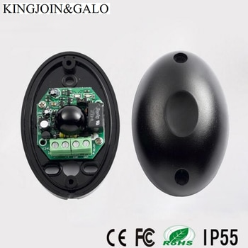 Infrared Beam Sensor External Positioning Alarm Detector Barrier
