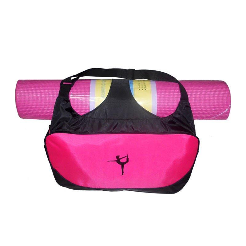 24x48x10 cm kobiety yoga mat pilates projektowanie torba sportowa torba mac 2016 darmowa wysyłka mochila 4