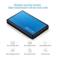 Mobile Festplatte Box Usb 3,0 Notebook Festplatte Box Serielle SSD Festplatte Orico Sata Zu Usb Festplatte gehäuse Festplatte Fall