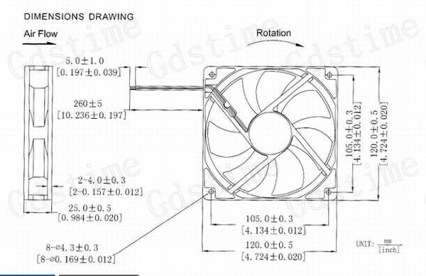 10 pcs gdstime 2 wires 12v 5 inches 1mm x 25mm 12cm dc. Black Bedroom Furniture Sets. Home Design Ideas
