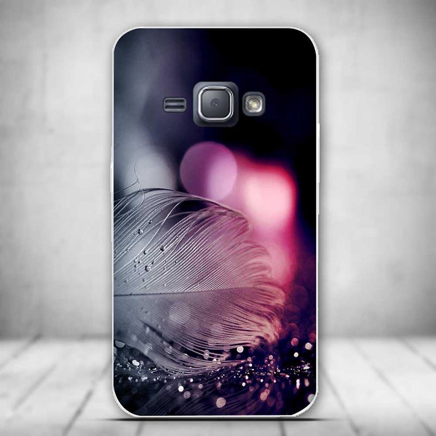 Nowy do samsung galaxy j1 2016 case miękkiego silikonu tpu powrót telefon pokrywa case do samsung galaxy j1 j 1 j120 j120f coque funda 10