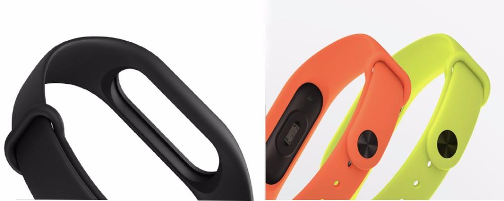 Oryginalny xiaomi mi kompania 2 inteligentne bransoletka nadgarstek fitness tracker android bransoletka smartband z pulsometr protector 13