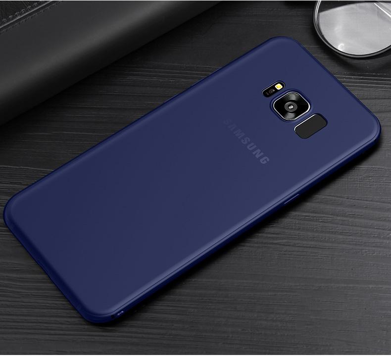Cafele miękka tpu case do samsung s8/s8 plus sprawach slim powrót protect skóry ultra thin telefon pokrywa dla samsung galaxy s8 plus 4