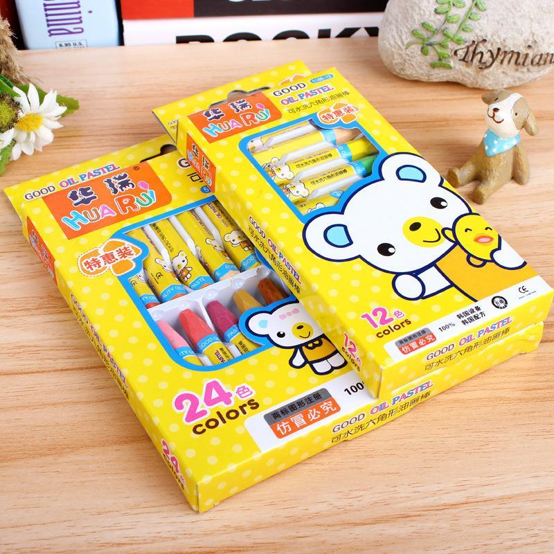 crayon painting 24 Colors Crayons Painting for Children HTB1AUSONpXXXXbKXFXXq6xXFXXXr
