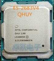 Original Intel Xeon prozessor ES Version QHUY/QHZE E5-2683V 4 2,00 GHZ 16-Kerne 40MB e5-2683 V4 E5 2683 V4 LGA2011-3 E5 2683V4
