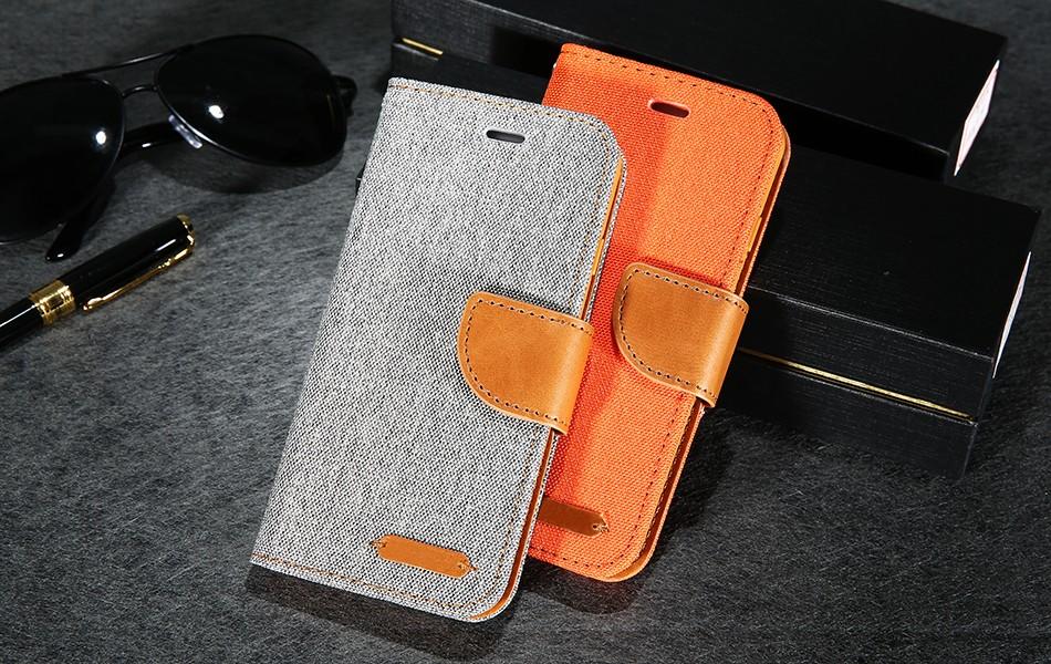 Kisscase stań portfel przerzuć przypadki dla iphone 6 6s 7 5 5S mody hit kolor slot kart skóra pokrywa dla iphone 7 6 s plus z logo 23