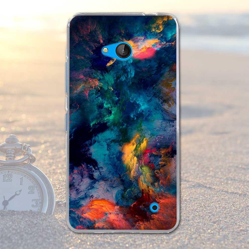 Coque dla nokia 640 case pokrywa dla nokia microsoft lumia 640 silikonowe cell phone case miękka tpu shell dla nokia 640 lumia 640 torba 18