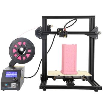 High Precision CR-10 Mini 3D printer DIY KiT Prusa i3 Large Print