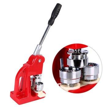 25/32/58MM Badge Maker Machine Making Pin Button Press Cutter 1000