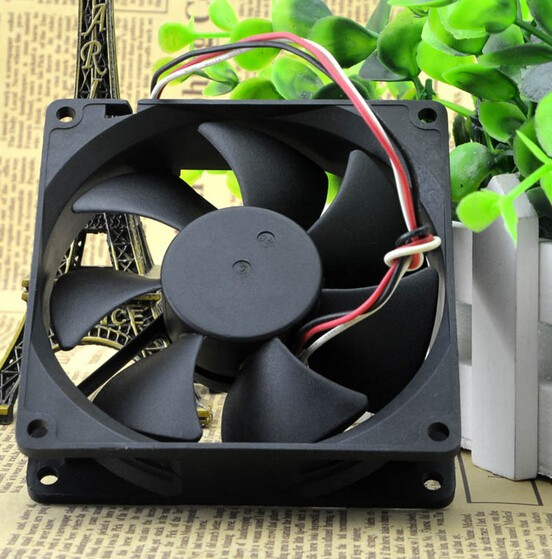 Wholesale: the original ADDA 90*90*25 9CM 12V 0.25A 3 pin case fan AD0912HS-A76GL