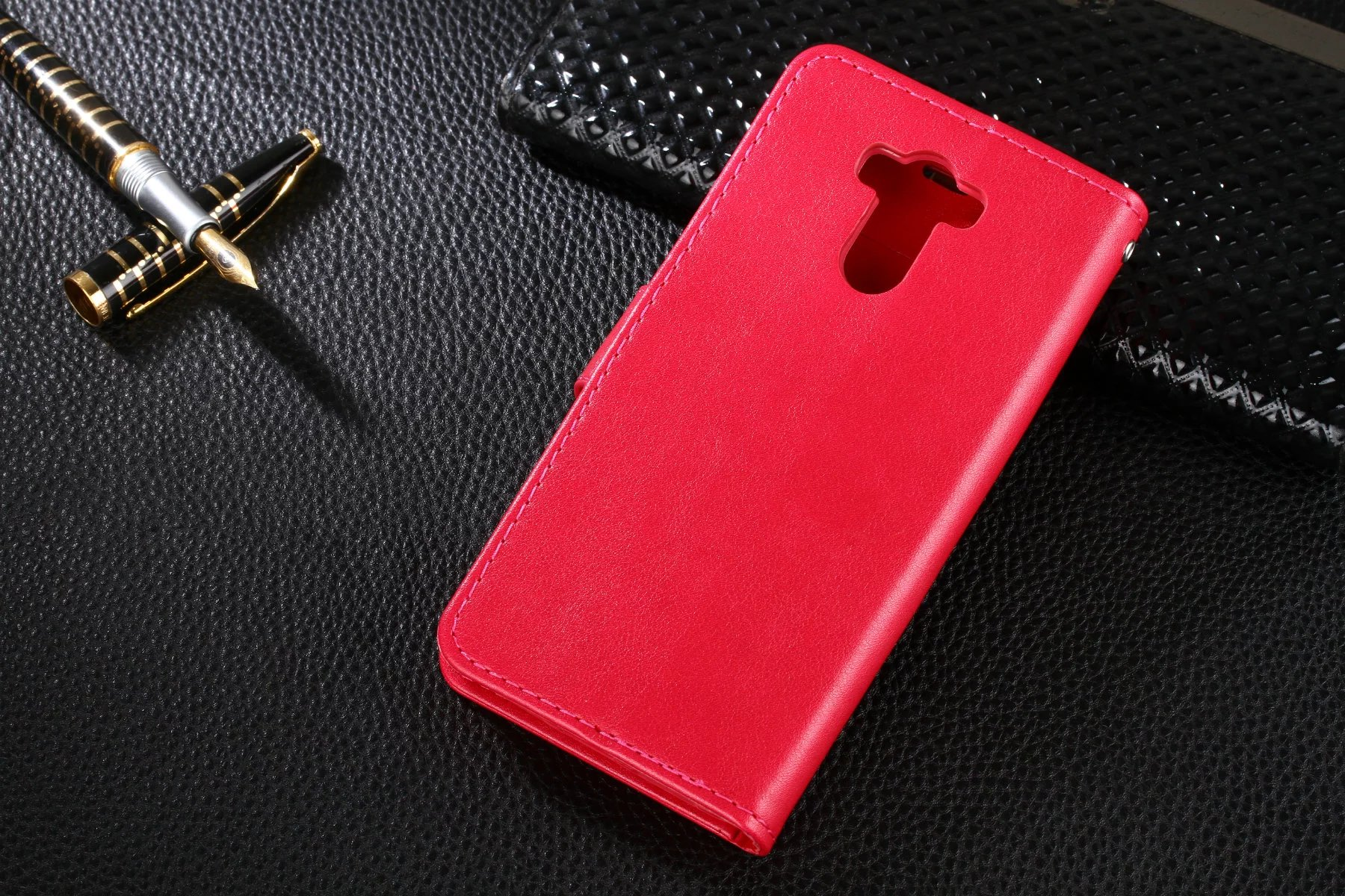 Luksusowy portfel case dla xiaomi redmi 4 pro redmi 4 książka klapki pokrywa pu leather stań torby telefonów pokrowce na xiaomi redmi 4 pro 8