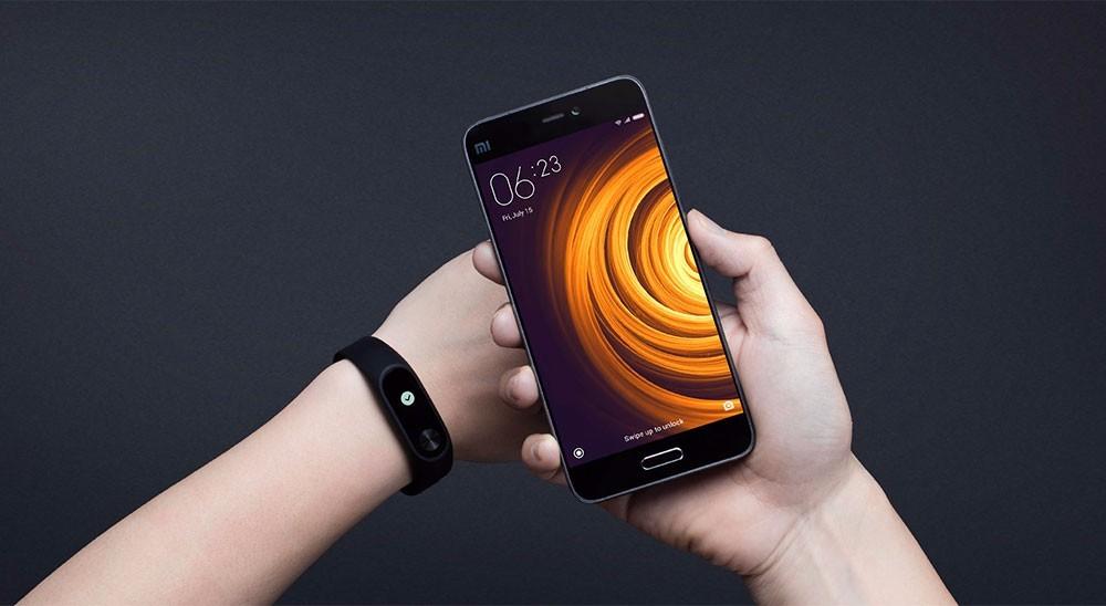 Oryginalny xiaomi mi kompania 2 inteligentne bransoletka nadgarstek fitness tracker android bransoletka smartband z pulsometr protector 8