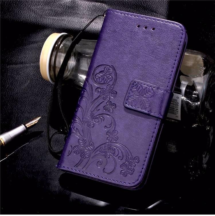 Cztery Liść Koniczyny Skrzynka dla Huawei P9 Okładka Huawei P9 Lite odwróć Wallet Case dla Huawei Hoesjes P9 Plus Telefon Coque PU skóra 11