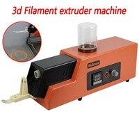 3d Filament extruder maschine/3d filament maker Desktop 3D druck verbrauchs extruder 1,75mm 3mm Geschwindigkeit Einstellbar REX-C100
