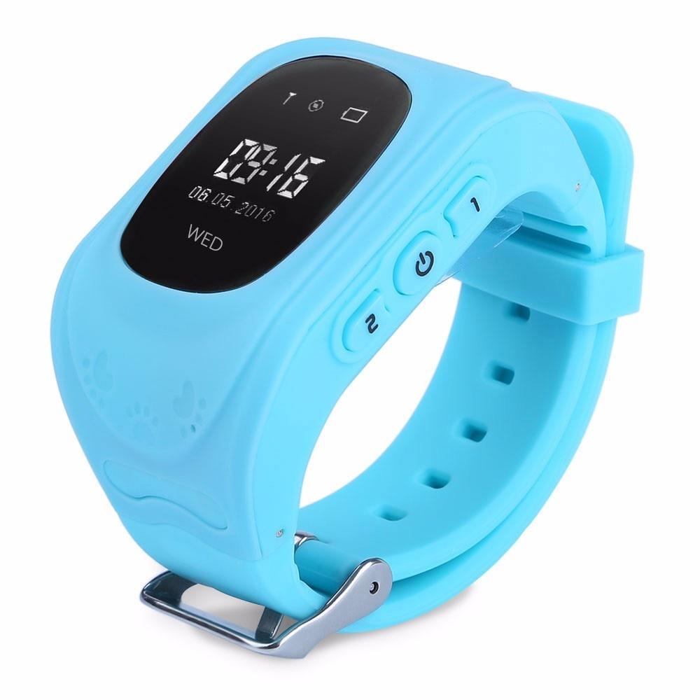 Q50 inteligentny kid safe locator location finder tracker sos rozmowy gps smart watch zegarek oled/wyświetlacz lcd dziecko anty zagubiony monitor 10