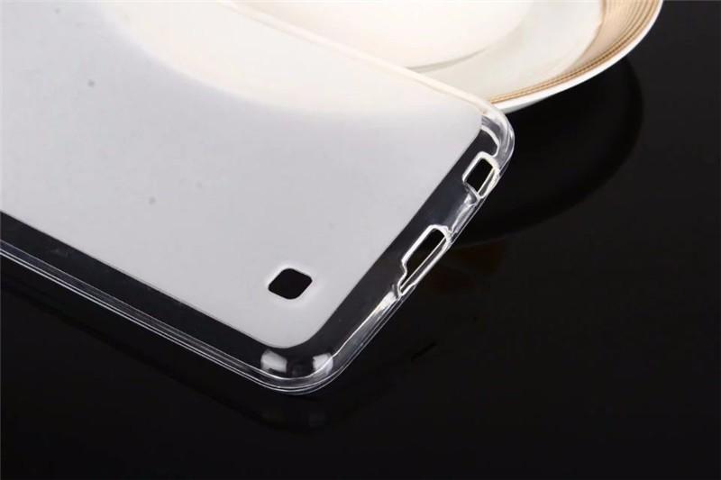 Dla LG X Przypadku Zasilania 5.3 cal Matte TPU Back Cover Case dla LG X Power K210 K220 K220ds Case Miękkie Silikonowe Ochronna Futerał na Telefon torba 8