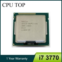 Intel Core i7 3770 3,4 GHz SR0PK Quad-Core LGA 1155 CPU Prozessor