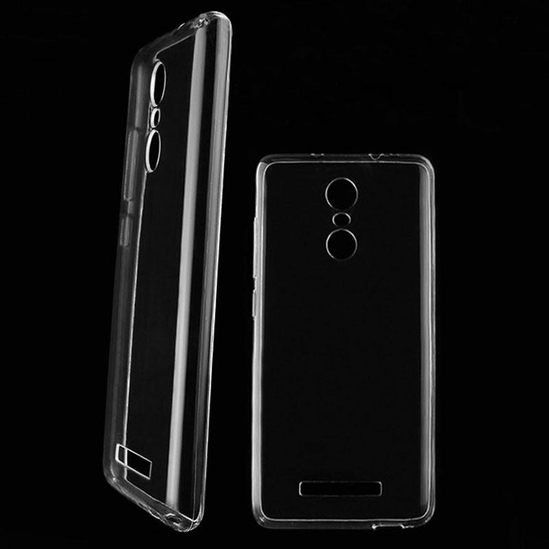 Wyczyść Miękka TPU Phone Case dla Xiaomi Redmi Uwaga 4X4 3 Pro Prime 3 s 3x dla Xiaomi mi5 mi6 4a 6 mi5s Plus mi4c mix max 2 5c Okładka 2