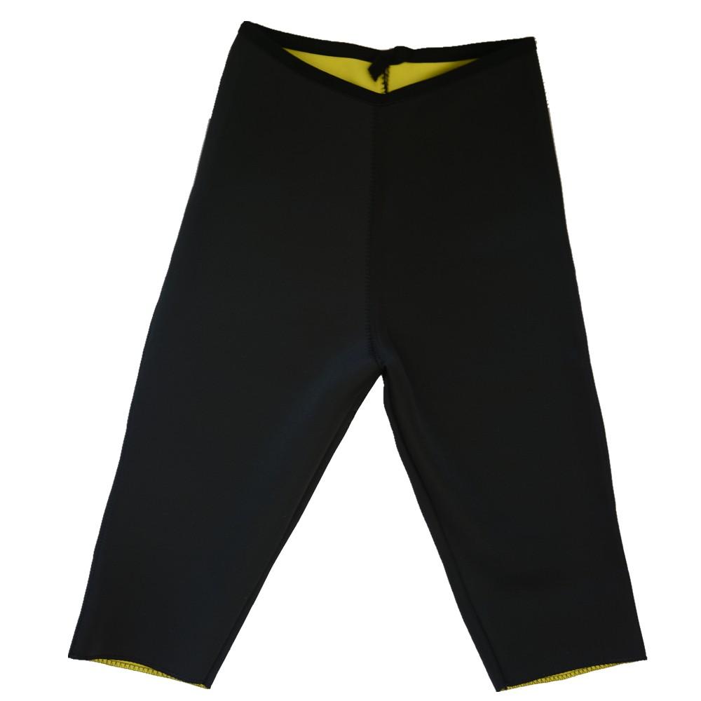 (Spodnie + Pas) hot frezarki shaper body control krótkie majtki wyszczuplające spodnie i pasy super stretch neopren bryczesy dla kobiet 6