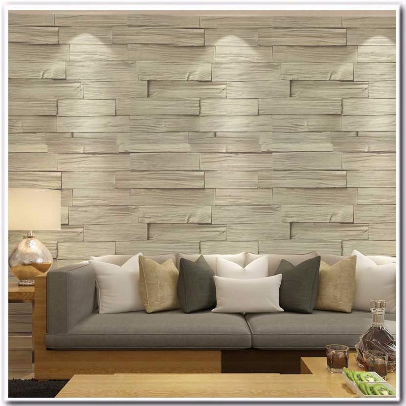 Nowoczesne 3D Cegły Off Biała Piana Grube Tłoczone Winylu oblicowywanie Ścian Ściany Rolki Papieru Tle Ściany salon Sypialnia Tapety 15